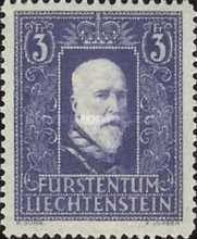 [The 120th Anniversary of the Birth of Prince Franz I, 1853-1938, type BV]