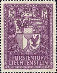 [Coat of Arms - Different Perforation & Color, type BW1]