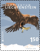 [EUROPA Stamps - National Birds, Typ BYY]