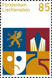 [The 75th Anniversary of the Operette Balzers, type CBP]