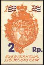 [National Arms, No.18 Surcharged - Thick Overprint, Typ H12]