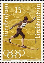 [Winter Olympic Games - Sapporo 1972, Japan, type RN]