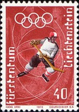 [Winter Olympic Games - Sapporo 1972, Japan, type RO]