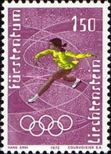 [Winter Olympic Games - Sapporo 1972, Japan, type RQ]