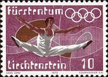 [Olympic Games - Munich, Germany, type RS]