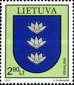 [Coat of Arms of Lithuanian Towns, type AAX]