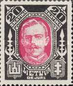 [Recognition of Lithuania by League of Nations, type AC]