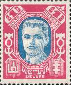 [Recognition of Lithuania by League of Nations, type AG]