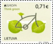 [EUROPA Stamps - Think Green, type AHH]