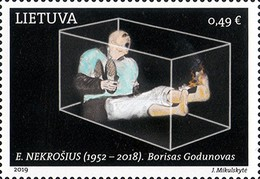 [Lithuanina Art - Theater, type ALD]