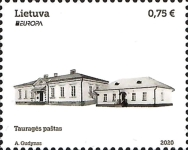 [EUROPA Stamps - Ancient Postal Routes, Typ ALR]