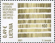 [The 100th Anniversary of the National Archives, type AMD]