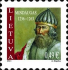[Definitives - Grand Dukes of Lithuania, type AMI]