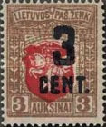 [Definitives Surcharged, type AO16]