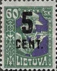 [Definitives Surcharged, type AO24]