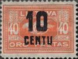 [Airmail Surcharged, type AP1]