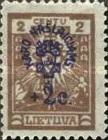 [Charity Stamps, type BC]