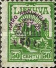 [Charity Stamps, type BD]