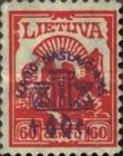 [Charity Stamps, type BD1]