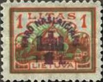 [Charity Stamps, type BE]