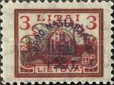 [Charity Stamps, type BE1]