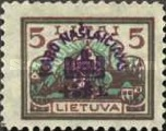 [Charity Stamps, type BE2]