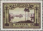 [Lietuvos vaikas - Lithuanian Child. Also as Imperforated with same price, type BZ]