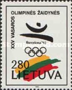 [Olympic Games 1992, type EO]