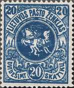 [Coat of Arms - 3rd Berlin Edition - Different Perforation and Watermark, type F10]