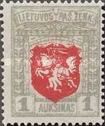 [Coat of Arms - 4th Berlin Edition - New Colors and Different Perforation, type H6]