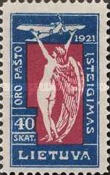 [Inauguration of Airmail Service, type Y1]
