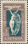 [Inauguration of Airmail Service, type Y6]