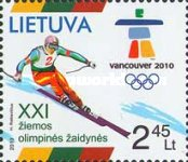 [Winter Olympic Games - Vancouver, Canada, type ZD]