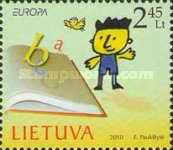 [EUROPA Stamps - Children's Books, type ZM]