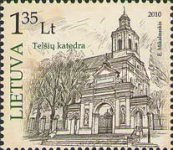 [Churches of Lithuania, type ZX]