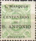 [Mozambique Stamps of 1893-1894 Overprinted