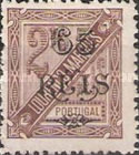[Issue of 1895 Surcharged, Typ H]