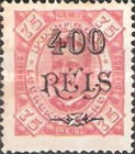 [Issue of 1895 Surcharged, Typ H11]