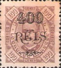 [Issue of 1895 Surcharged, Typ H12]