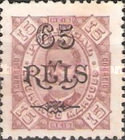 [Issue of 1895 Surcharged, Typ H2]