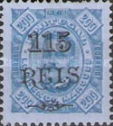 [Issue of 1895 Surcharged, Typ H5]