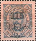 [Issue of 1895 Surcharged, Typ H6]