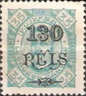 [Issue of 1895 Surcharged, Typ H7]