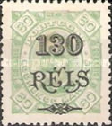 [Issue of 1895 Surcharged, Typ H8]