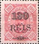 [Issue of 1895 Surcharged, Typ H9]