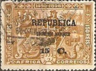 [Portuguese Africa Postage Stamps Surcharged & Overprinted