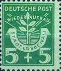 [Charity Stamps, Typ A]