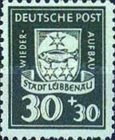 [Charity Stamps, Typ B4]