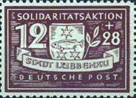 [Solidarity Stamps, Typ E]