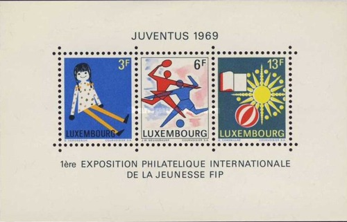 [JUVENTUS 1969 Philatelic Exposition, Typ ]